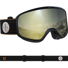 Salomon Four Seven Sigma Goggles café racer/black gold